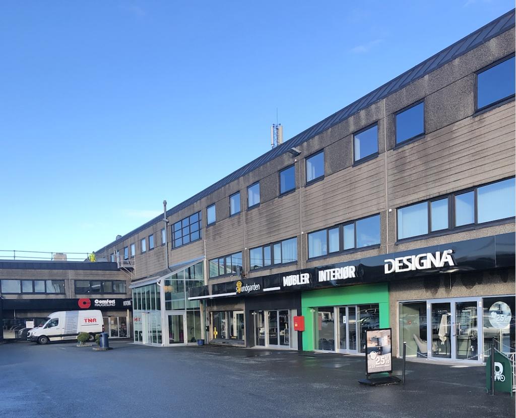 Signert leiekontrakt i Haugesund